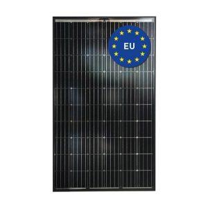 DENIM EU SC R - Mono Black Frame glas-glas PERC