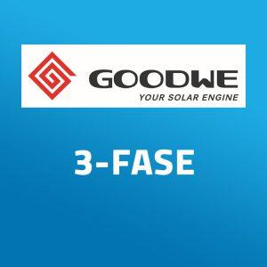 GoodWe 3-fase