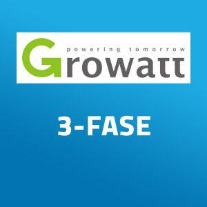 Growatt 3-fase