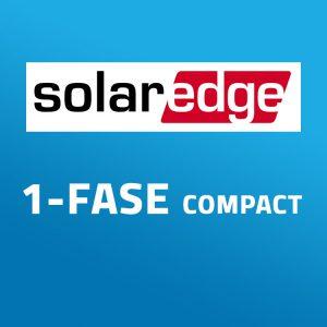SolarEdge 1-fase compact